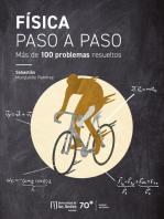Física paso a paso: Más de 100 problemas resueltos