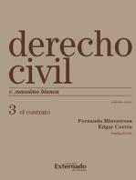Derecho civil III. El contrato