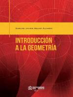 Introducción a la geometría