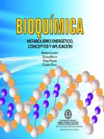 Bioquímica: metabolismo energético, conceptos y aplicación