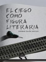 El ciego como figura literaria