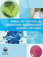 Manual de practicas de laboratorio de Microbiología