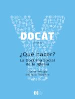 DoCat: ¿Qué hacer? La Doctrina Social de la Iglesia