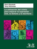 La utilización del cómic para mejorar la expresión oral, la lectura y la escritura