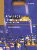 Análisis de circuitos eléctricos Estado estable