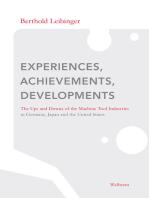 Experiences, Achievements, Developments