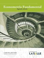 Econometría fundamental