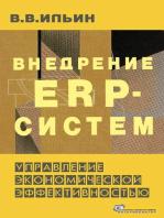 Внедрение ERP-систем: управление экономической эффективностью