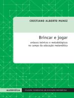 Brincar e jogar: Enlaces teóricos e metodológicos no campo da educação matemática