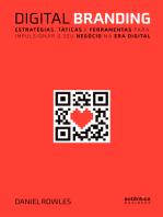Digital Branding: Estratégias, táticas e ferramentas para impulsionar o seu negócio na era digital