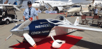 A One-of-a-kind Electric Racing Plane Just Debuted In Dubai