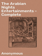 The Arabian Nights Entertainments - Complete