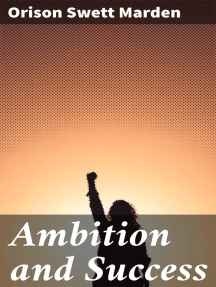Ambition and Success