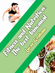 Fitness and Nutrition The best binomial: 1