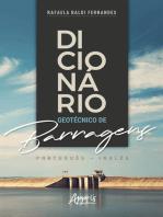 Dicionário Geotécnico de Barragens: Português - Inglês