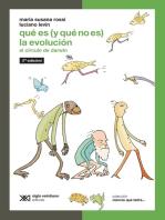 Qué es (y qué no es) la evolución: El círculo de Darwin