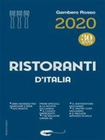 Ristoranti d'Italia 2020
