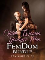 Older Women Younger Men FemDom Bundle