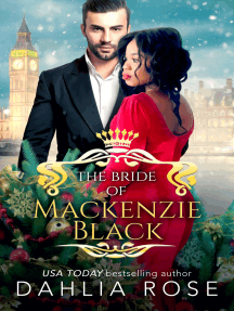 The Bride of Mackenzie Black (Not Just Royals Book 3)