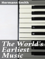 The World's Earliest Music