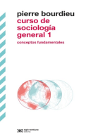 Curso de sociología general 1: Conceptos fundamentales