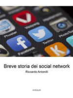 Breve storia dei social network