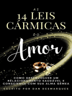 As 14 Leis Cármicas do Amor