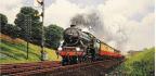 East Anglian First For Railway Art
