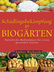 Schädlingsbekämpfung in Biogärten