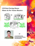 150 East Facing House Plans As Per Vastu Shastra