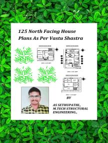 125 North Facing House Plans As Per Vastu Shastra