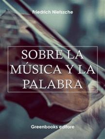 Sobre la música y la palabra