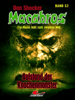 Dan Shocker's Macabros 52