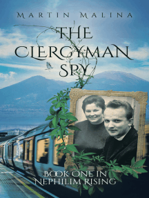 The Clergyman Spy: Book One in Nephilim Rising