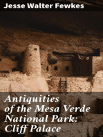 Antiquities of the Mesa Verde National Park
