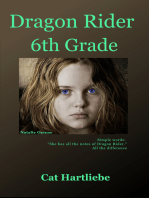 Dragon Rider 6th Grade