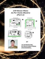 250 House Plans As Per Vastu Shastra (Part-2)