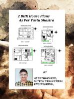 2 BHK House Plans As Per Vastu Shatra