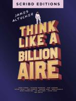 Think Like a Billionaire