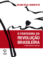 O fantasma da revolução brasileira