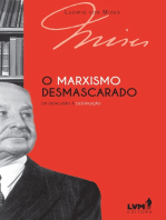 O marxismo desmascarado: Da desilusão à destruição