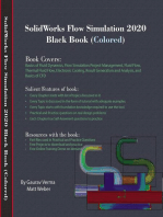 SolidWorks Flow Simulation 2020 Black Book