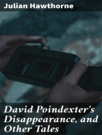 David Poindexter's Disappearance, and Other Tales