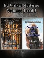 Ed Walker Mysteries Volumes 1 and 2