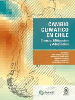 Cambio Climático en Chile: Ciencia, mitigación y adaptación