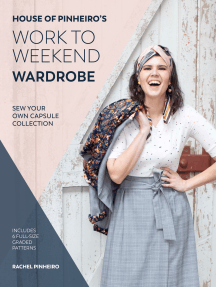 House of Pinheiro's Work to Weekend Wardrobe: Sew your own capsule collection