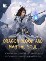 Read Dragon Blood And Martial Soul Online By You Shangjianling Books