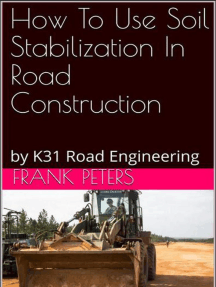 How To Use Soil Stabilization In Road Construction