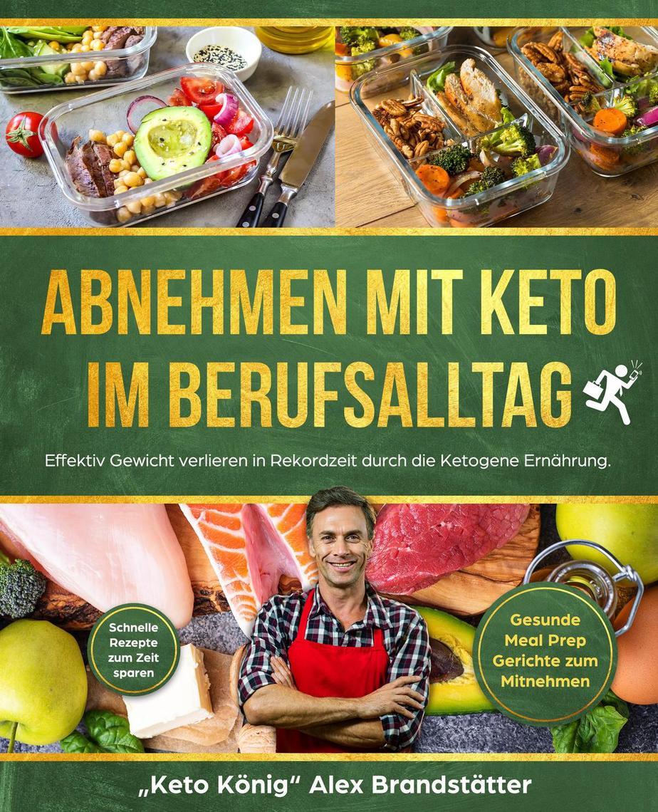 Beispiele für Menüs für die ketogene Ernährung