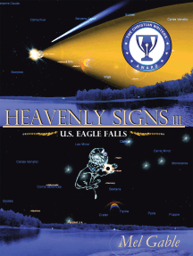 Heavenly Signs Iii: U.S. Eagle Falls